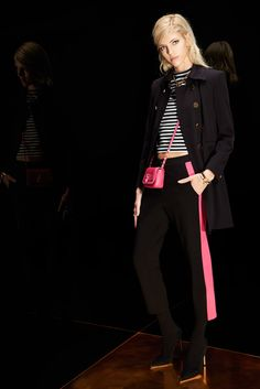 Juicy Couture Fall 2015 Ready-to-Wear Fashion Show - Devon Windsor