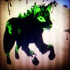 Feral heart wolf preset I made! :) so proud of it!!