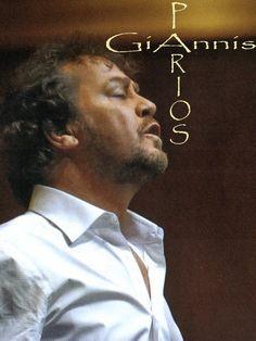 Giannis Parios One of my favorite Greek singers :) Sound Of Music, Music Is Life, Live Music, Harmony Music, I Miss You Dad, Greek Men, Western Philosophy, Greek Music, Greek Culture