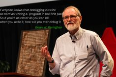 careerdrill quotes Brian W. Kernighan