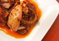 Spanish braised octopus with paprika
