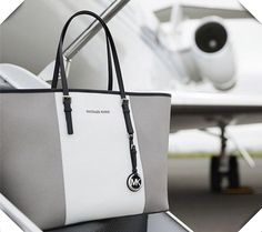 Large Miranda Grained Tote by Michael Kors at Neiman Marcus.