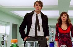 """Pushing Daisies """"Smell of Success"""" (1x07) - Ned and Chuck #sassyNed #LeePace #AnnaFriel"""