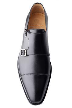 CAMBRIDGE Noir - Finsbury Shoes