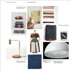 TREND BIBLE HOME AND INTERIOR TRENDS A-W 2015-16