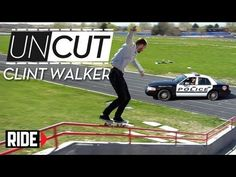 CLINT WALKER RAW AMs - INDEPENDENT TRUCKS - YouTube