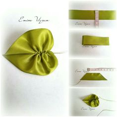 """Found > Ribbon Embroidery Flowers Patterns ;)- Found > Ribbon Embroidery Flowers Patterns 😉 Ribbon Embroidery Flowers Patterns ;)""""> Found > Ribbon Embroidery Flowers Patterns ; Ribbon Flower Tutorial, Ribbon Embroidery Tutorial, Embroidery Flowers Pattern, Silk Ribbon Embroidery, Flower Patterns, Embroidery Designs, Hand Embroidery, Embroidery Stitches, Embroidery Tools"""