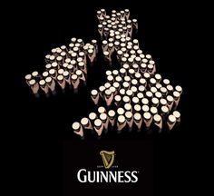 Guinness by night