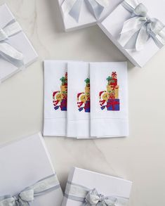 Theodora Home, Gift Wrapping, Tableware, Gifts, Gift Wrapping Paper, Dinnerware, Presents, Wrapping Gifts, Dishes