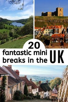 20 Awesome Weekend Break Ideas In The UK - My Life Long Holiday Travel Trip Travel Travel Road Trip Uk, Long Holiday, Holiday Ideas, European City Breaks, Road Trip Destinations, Uk Holidays, Cities In Europe, Weekend Breaks, Short Break
