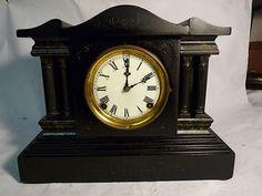 1900 mantel clock
