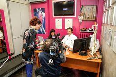 Dott. Valter Iozzelli - Ortopedia Athena Torino - Seven Live TV