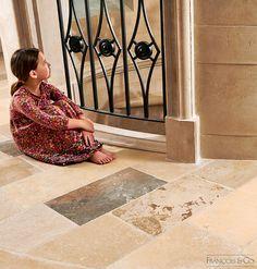 SAINT EMILION French Limestone | Stone Flooring | Francois & Co.