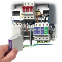The SPM series of modular surge protection devices provides protection of equipment connected to incoming low voltage AC power supplies against the damaging effects of transient over voltages caused by local lightning strikes, or the switching of electrical inductive or capacitive loads.  The SPM comprises separate 1, 2, 3 or 4 modular DIN rail connection bases, and a comprehensive range of 6kA or 40kA replaceable plug-in protection modules. http://www.pddevices.co.uk/mains-cable-entry.html
