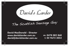 Existing Business Card - Front