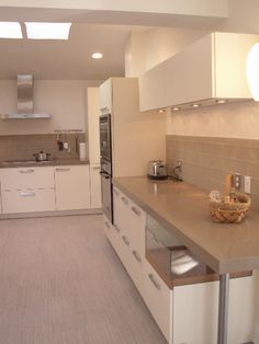 Kitchen supplied and installed by AAI-Poggenpohl
