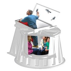 Portable Storm Shelter: Inground Safety Box -Be Ready When bad Weather Strikes