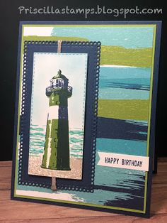 High Tide, Happy Birthday, Bloom, Paper Crafts, Stamp, Pattern, Cards, Happy Brithday, Urari La Multi Ani