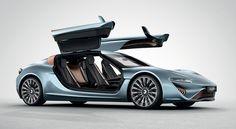 Insolite - Auto-moto - Une voiture qui roule… à l'eau de mer !