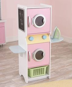 ★ Princessly Pink ★ 22 Toys You Wish You Had As A Kid. -  Washing Machine.