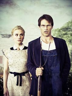 Love me some Bill & Sookie