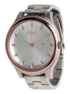 Roxy Analoge Uhr »Mistress« für 179,00€. Gehäusegröße: 50 mm - Dicke: 11 mm - Gewicht: 190 g, Gehäusezusammensetzung: solider Marine-Edelstahl bei OTTO
