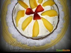 Naked cake alle fragole | Nude cake  #ricette #food #recipes
