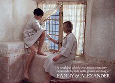 Fanny and Alexander (Ingmar Bergman, 1983). Roger Ebert Great Movies