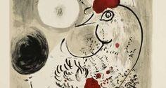 """Roma. La Primavera regala la mostra """"Marc Chagall – Love and Life"""""""