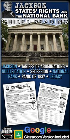 Teaching American History, American History Lessons, Teaching History, Us History, History Facts, Tariff Of Abominations, Henry Clay, History Lesson Plans, Trail Of Tears