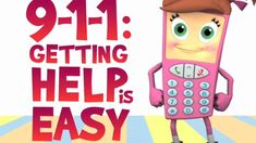 Cell Phone Sally calls 911