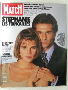 Princesse Stéphanie de Monaco et Jean-Yves Le Fur