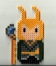 Loki original pattern based on a known style that's going around the website.