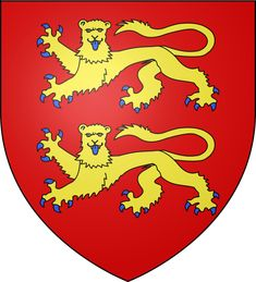 Normandy - Coat of arms