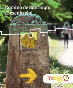Camino de Santiago ¡Descúbrelo!  El Camino de Santiago es uno de los itinerarios #culturales más #famosos, originado en la Edad Media, pero repleto de actualidad, por su interés turístico. #Inspiraciones