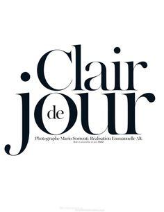 Vogue Paris Magazine June  2012 _