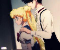 Sailor Moon Crystal- Act 7 Usagi x Mamoru by SairlorMoonFans on DeviantArt
