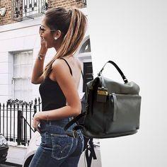 A mochila Luke é simplesmente maravilhosa! Perfeita pra te acompanhar em todas as viagens #BH Rua Ceará 1332  #SP Rua Oscar Freire 677  Compre pelo Whatsapp: (31) 99837-9999 | (11) 97481-8010  #mochila #bolsadecouro #verão18 #lançamentos #fashionnews #itbags #fashiongirls #lookdodia #bolsapravidatoda #bolsas #streetstyle #itgirls #bolsadodia #instacool #backpack #fashionbackpack