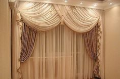 Luxury & Beautiful Handmade Swag Curtains - Made to Measure in Home, Furniture & DIY, Curtains & Blinds, Curtains & Pelmets