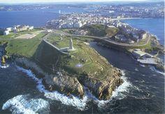 A Coruña es un ciudad municipal en Galicia, España.