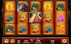Získajte poklad Aztéckeho vládcu! http://www.hracie-automaty.com/hry/vyherne-hracie-automaty-montezuma #HracieAutomaty #VyherneAutomaty #Montezuma #Vyhra #hry