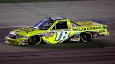 Kyle Busch Returns to the Truck Nascar Trucks, Nascar Racing, Auto Racing, Kyle Busch Motorsports, Vintage Race Car, Paint Schemes, Cars And Motorcycles, Diecast, Race Cars
