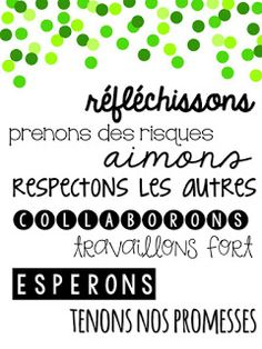 Décoration pour la classe French Bulletin Boards, Back To School Bulletin Boards, Classroom Organization, Classroom Management, French Classroom Decor, Teachers Corner, French Quotes, French Lessons, Teaching French