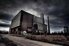 Abandoned power station in Venice area S.A.V.A. by TravisBarker1982 on DeviantArt