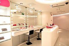 Hannah and Sarah's Make Up Room