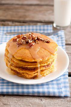 Carrot Cake Pancakes - Cooking Classy