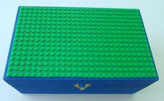 DIY Lego Travel Box-