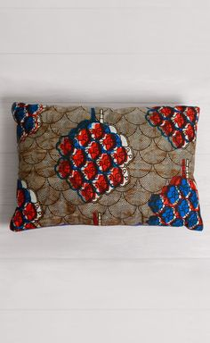 Medallic Coin Hand-Sewn Pillow