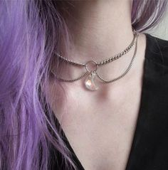 DIY choker - 5 ways!