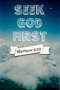 Images about seek on pinterest righteousness psalms and god first